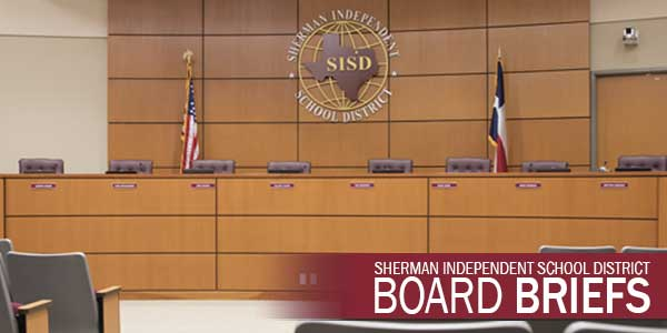 Board Briefs header