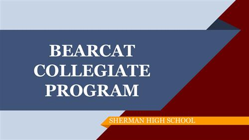 Bearcat Collegiate Program