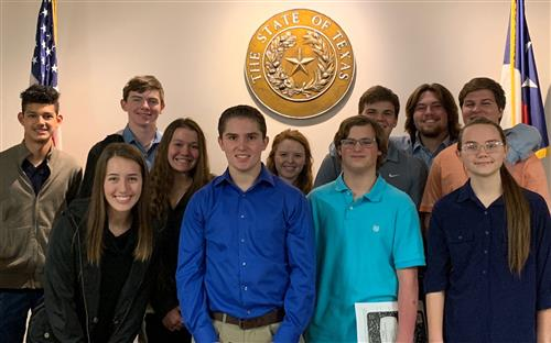 Sherman High School Students Selected to the Congressional Student Leadership Program