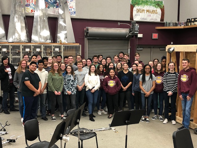 60 SHS Musicians Advance to State Solo and Ensemble Competition