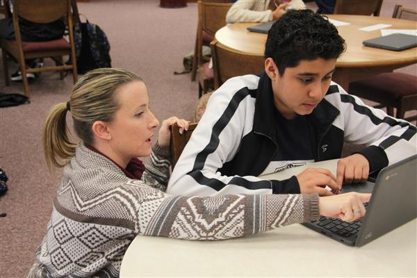 SHS Pushes Naviance for College and Career Readiness
