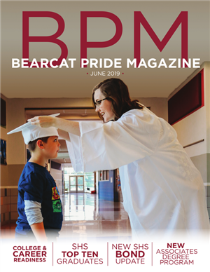 District Launches New Bearcat Pride Magazine