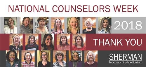 National Counselors Week