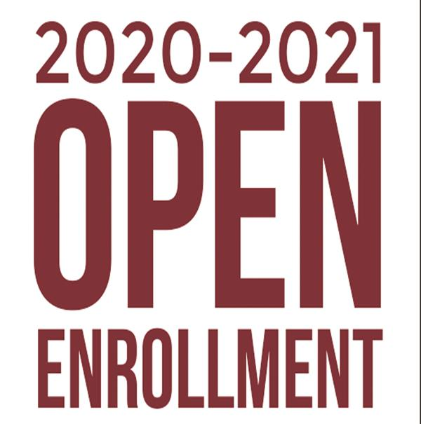 Enrollment for the 2020-2021 School Year is Now Open!