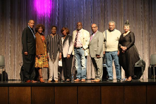 Historic Freedom Riders Make Special Stop at Sherman High School