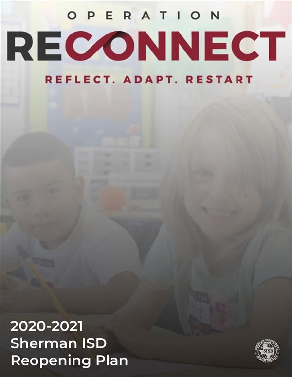 Operation Reconnect Reopening Plan