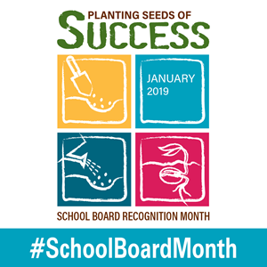 Sherman ISD Celebrates School Board Recognition Month