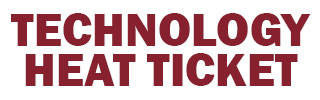 Select link to submit a Technology Heat Ticket in a new window.